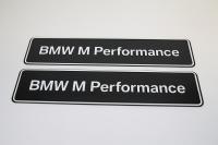 Showroom Kennzeichen BMW M Performance