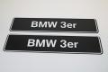 plate BMW 3er