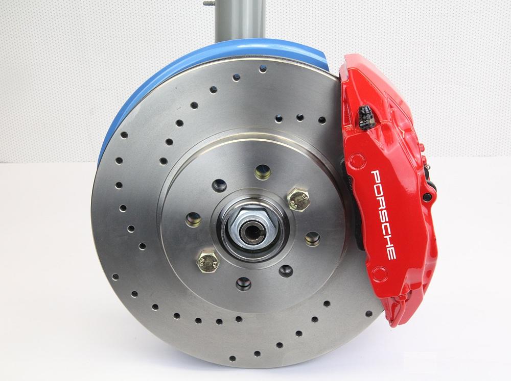Brake System 300 294mm With Porsche 986 Caliper Brake