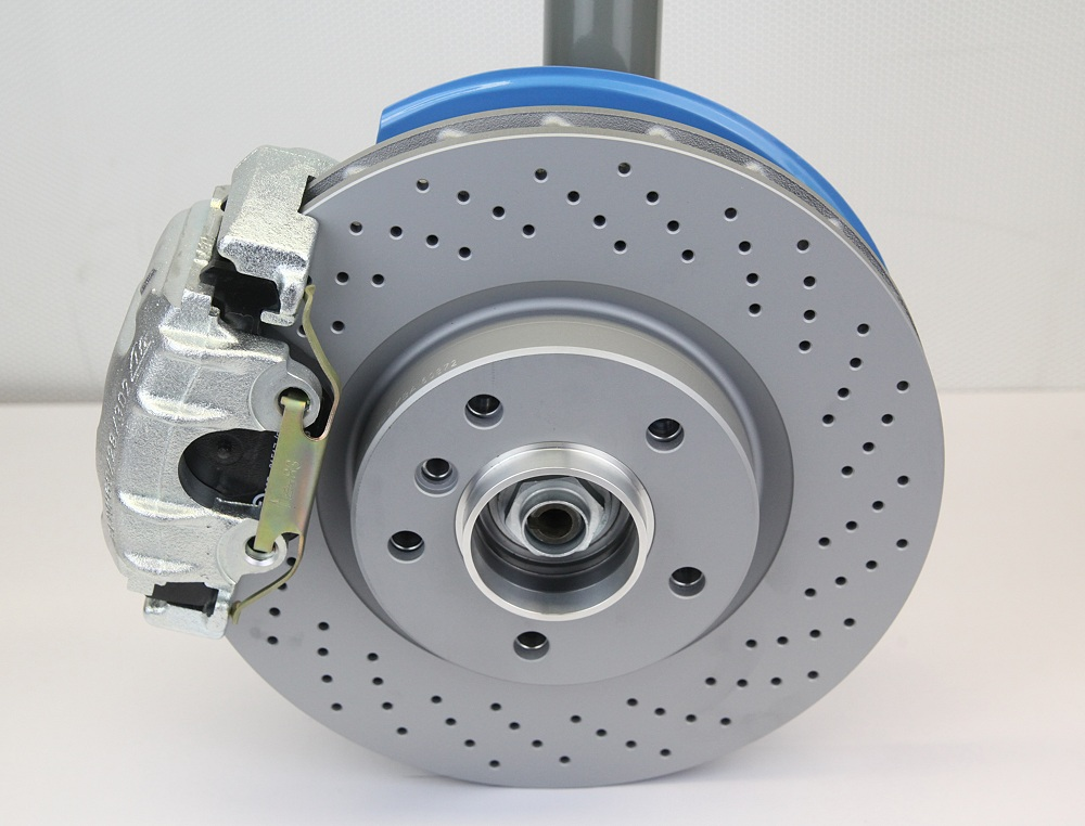 312 294mm Brake Systems 5x120 With E34 540i Calipers 312 294mm